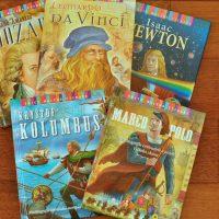 živé knihy