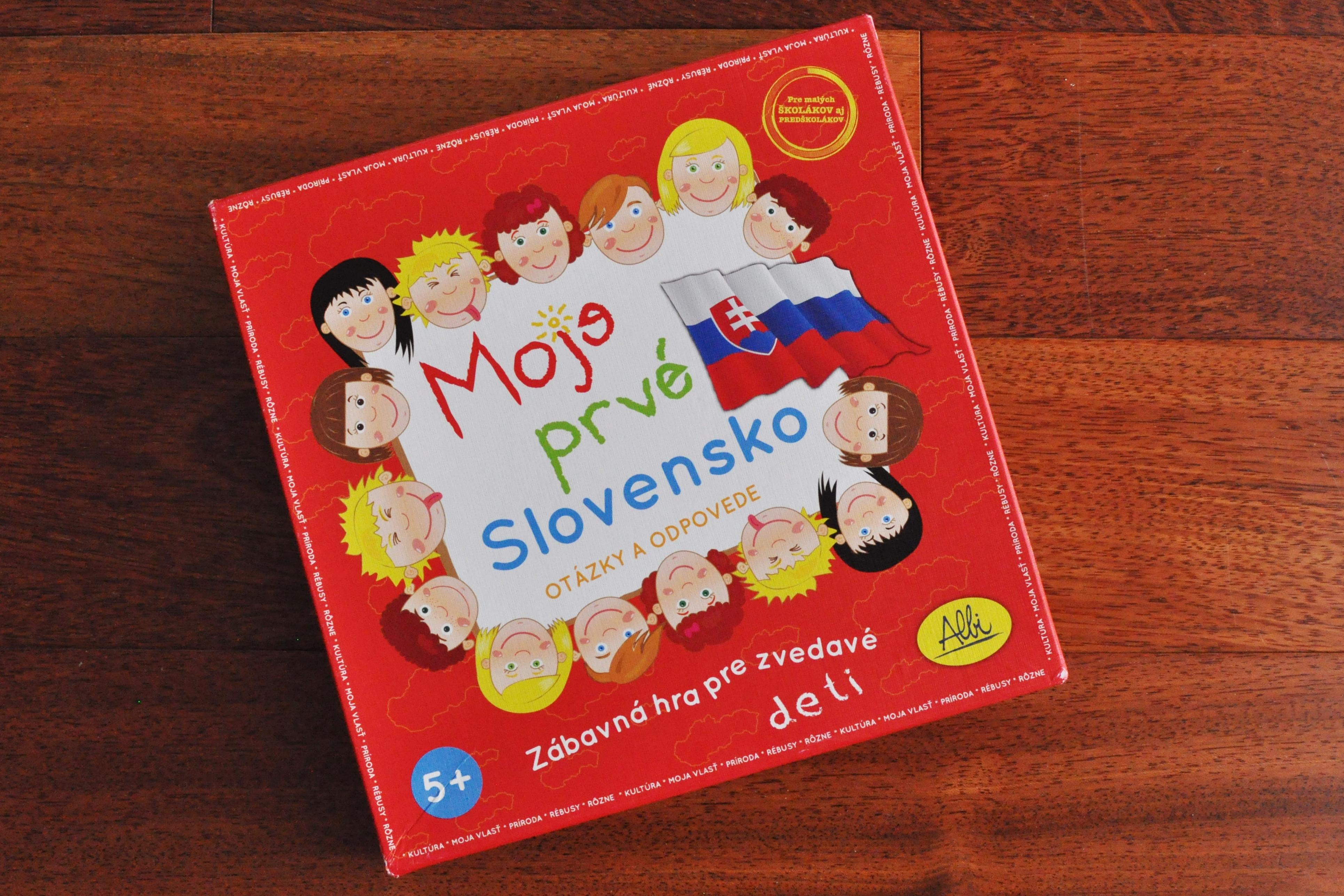 Moje prvé Slovensko