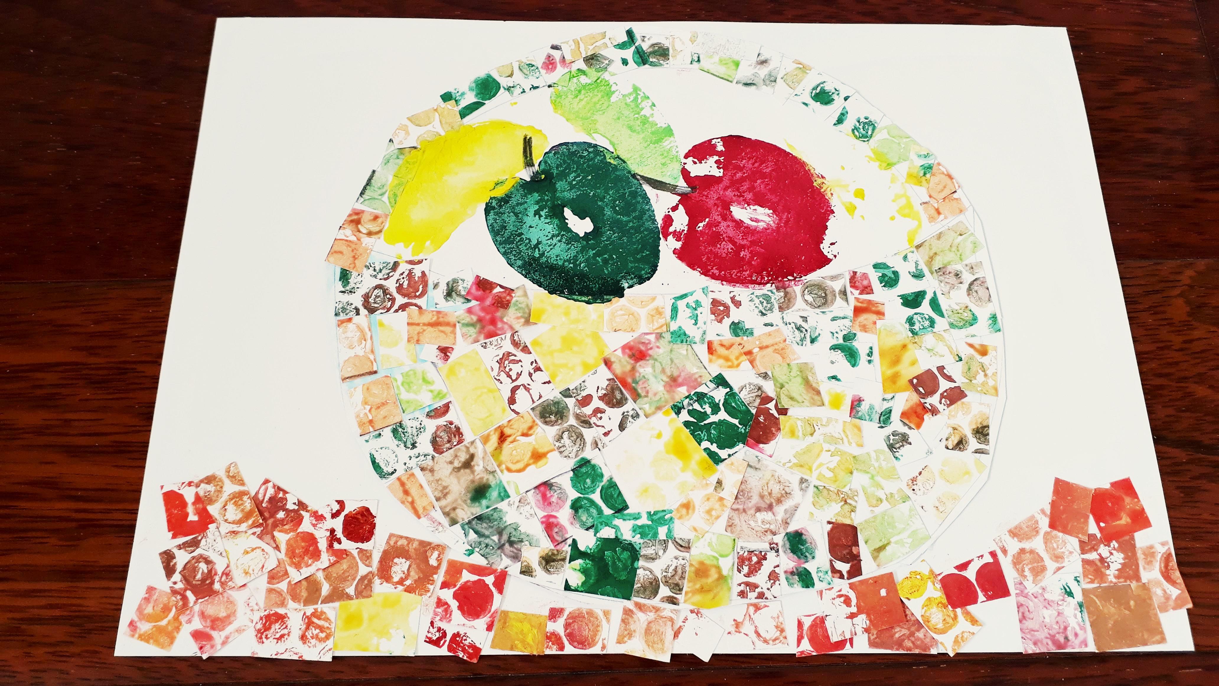 jesena mozaika