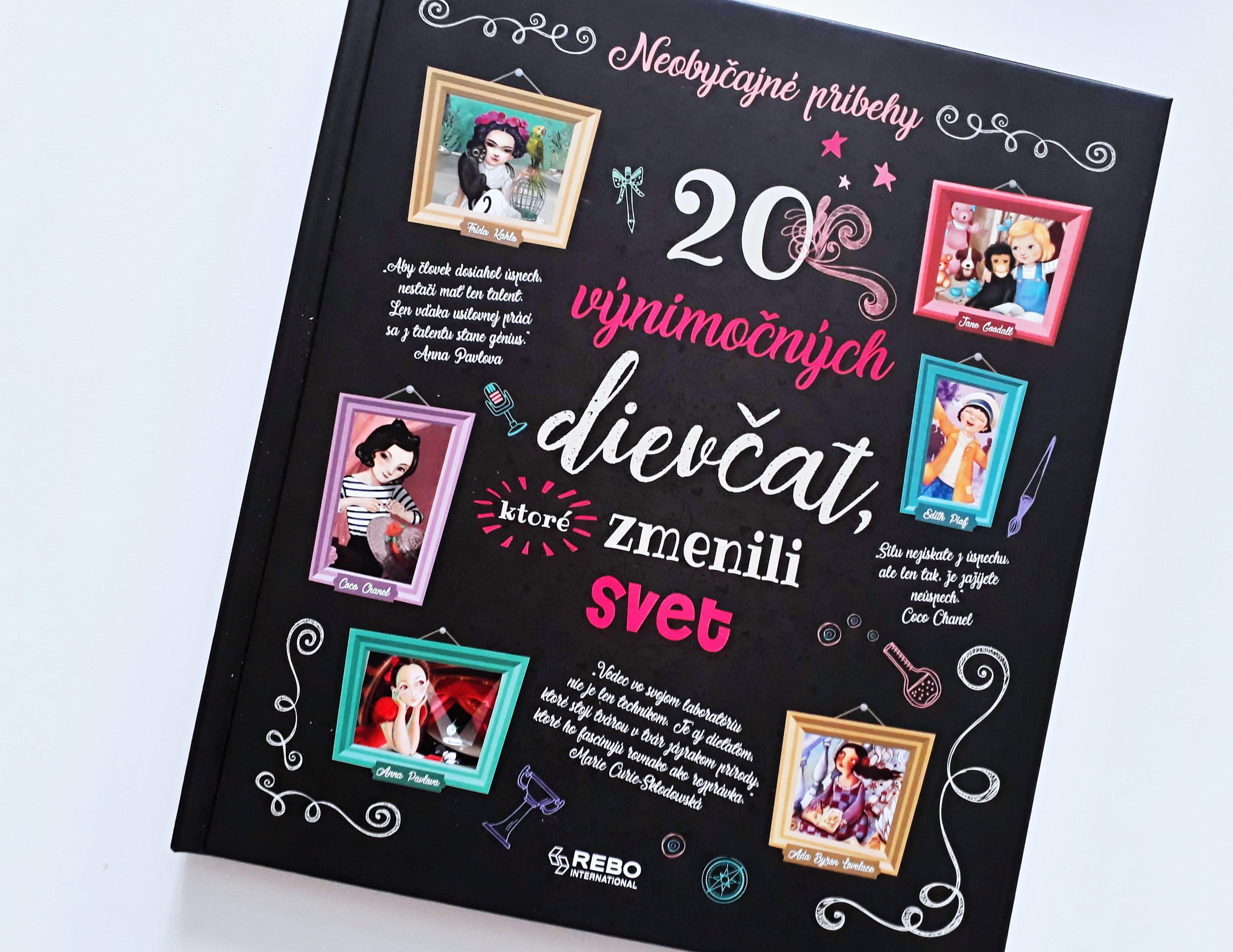 20 výnimočných dievčat